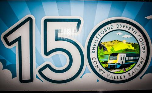 Conwy Valley Line 150th Anniversary